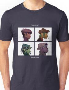 demon days Unisex T-Shirt