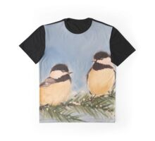 Two In A Tree Graphic T-Shirt