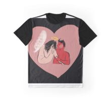Heaven and hell Graphic T-Shirt