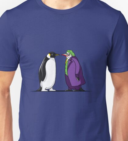 Super Penguin Joke Hero Puddin Movies Save World Gift Shirt Unisex T-Shirt