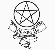Blessed Be Kids Clothes