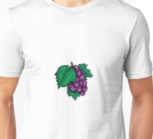 Muscadine Grape Art Unisex T-Shirt