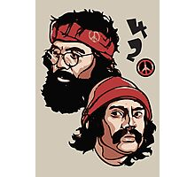 Cheech & Chong - 420 Photographic Print
