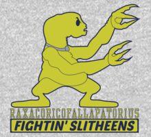 Fightin' Slitheens by Deanna Degon