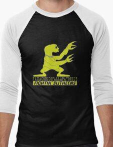 Fightin' Slitheens Men's Baseball ¾ T-Shirt
