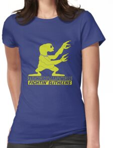 Fightin' Slitheens Womens Fitted T-Shirt