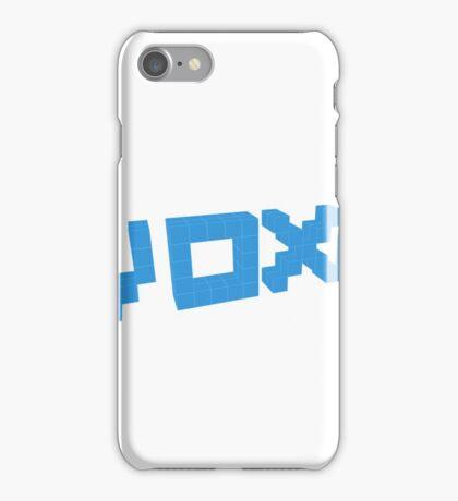 Voxel Based  iPhone Case/Skin