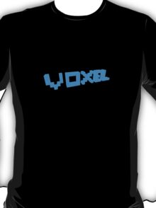 Voxel Based  T-Shirt