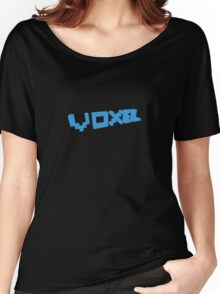 Voxel Based  Women's Relaxed Fit T-Shirt