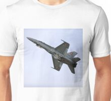 Swiss Air Force McDonnell Douglas F/A-18C Hornet Unisex T-Shirt