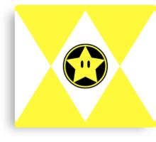 Star Plumber Ranger Canvas Print