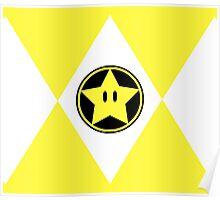 Star Plumber Ranger Poster
