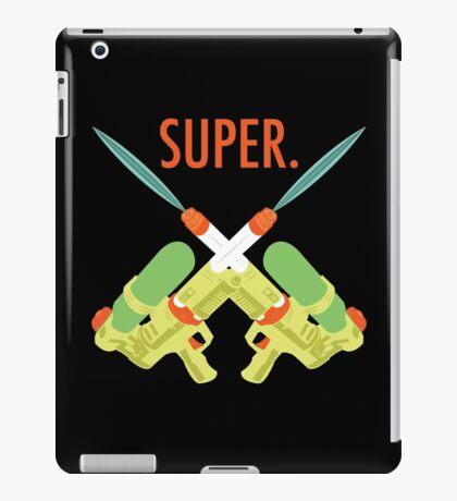 SUPER.  iPad Case/Skin