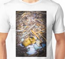 Freshly Hatched Duckling Unisex T-Shirt