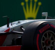 Formula 1 racing cars 2016 Sticker