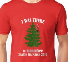 I Was There Seattle WA March 2016 white Unisex T-Shirt
