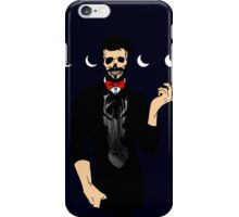 Hipster Reaper iPhone Case/Skin