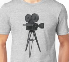 Film Camera Prop Unisex T-Shirt