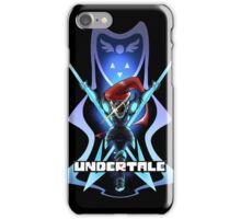 Undyne the Undying - Undertale iPhone Case/Skin