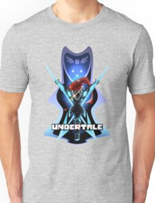 Undyne the Undying - Undertale Unisex T-Shirt