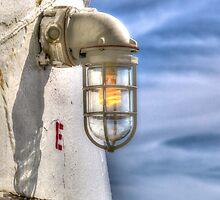 Station E Deck Light by njordphoto