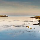 Ailsa Craig from Maidens, Ayrshire, Scotland by Cliff Williams