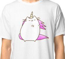 Cute Kawaii Cat Unicorn Classic T-Shirt
