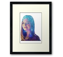 Clara who? Framed Print