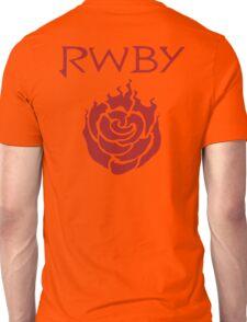 RWBY-Ruby Rose T-Shirt Unisex T-Shirt