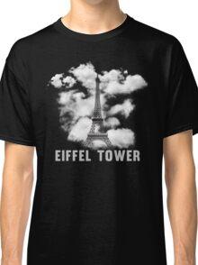 Paris Eiffel Tower Skyline Classic T-Shirt