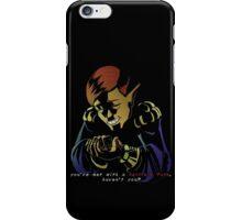 Terrible Fate iPhone Case/Skin