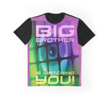 Big Brother Is Watching You Graphic T-Shirt