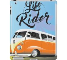 Camper time is now! iPad Case/Skin