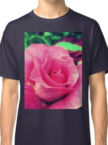 Lonely Pink Rose 1.1 Classic T-Shirt