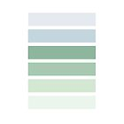 Colour Pallet - Cool Green by imageresource