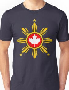Filipino in Canada Unisex T-Shirt