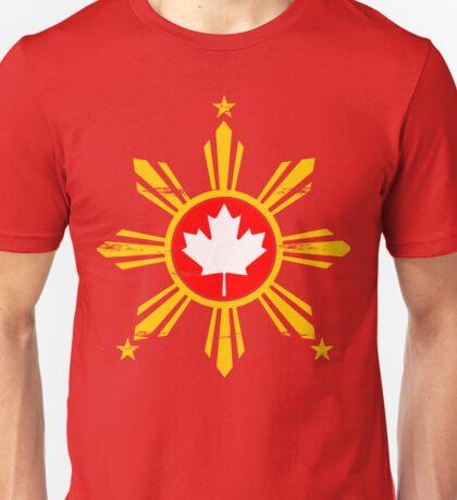Filipino in Canada Unisex T-Shirt