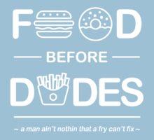 Chris Crocker - Food Before Dudes Tee Kids Tee