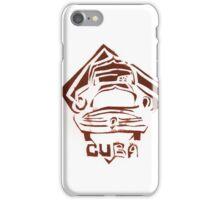 Cuban Cars No.2 iPhone Case/Skin