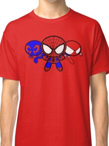 Great Responsibility Red Shirt Classic T-Shirt