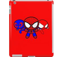 Great Responsibility Red Shirt iPad Case/Skin