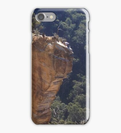Hanging Rock NSW Australia iPhone Case/Skin