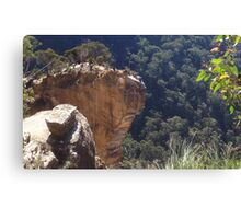Hanging Rock NSW Australia Canvas Print