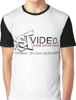 RST Video Graphic T-Shirt