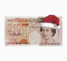 £5 Note - Merry Christmas! Baby Tee