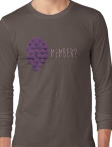 Member Berries : Southpark Fanart Print Long Sleeve T-Shirt