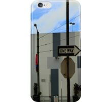 Right Off Target iPhone Case/Skin