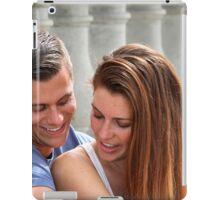 Young Couple Bridge iPad Case/Skin