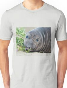 Northern Elephant Seal Pup Unisex T-Shirt