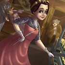 Ada Lovelace - Rejected Princesses by jasonporath